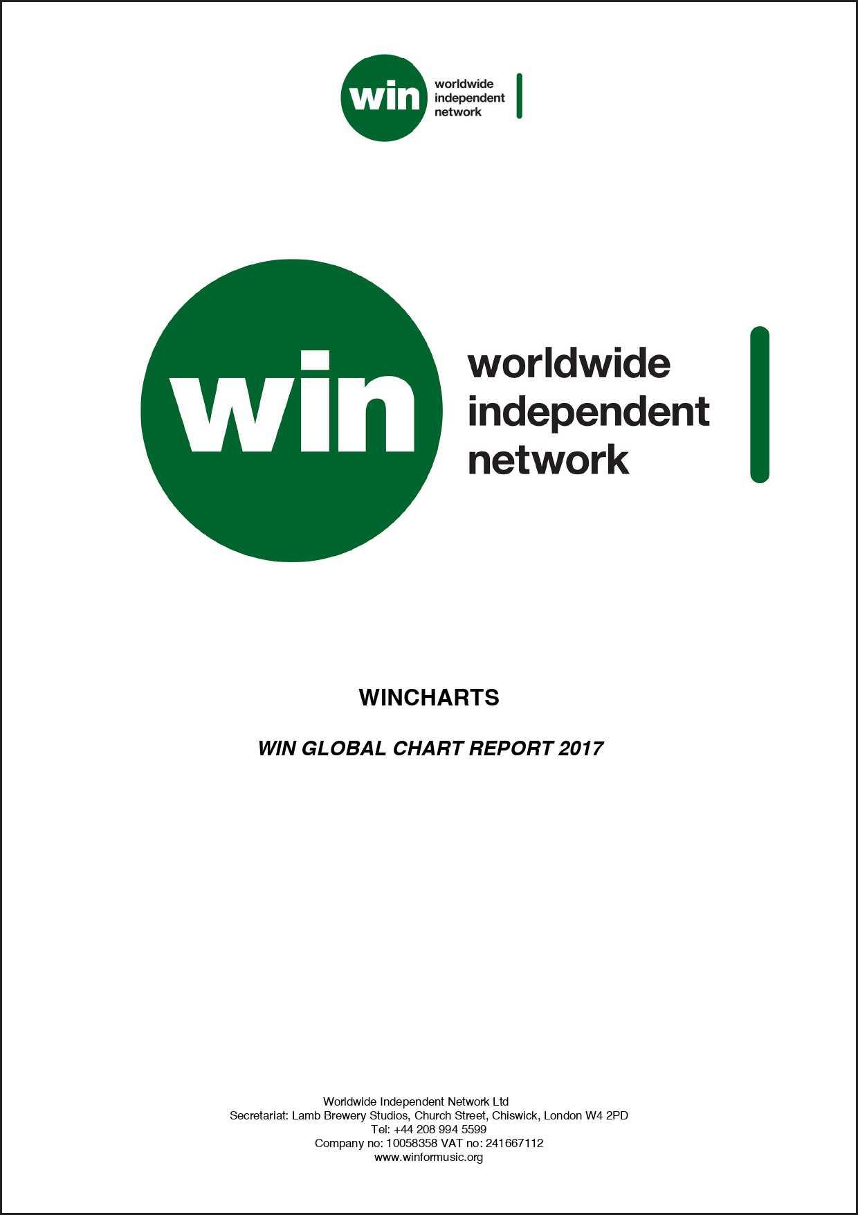 WINCHARTS - WIN Global Chart Report 2017
